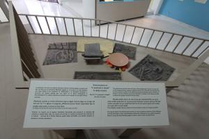 Figure 7. Exterior patio with burials